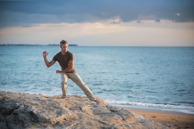 Thai Chi for knee and lower back pain